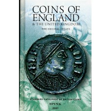Spink Coins of England & The United Kingdom 2021 Pre-Decimal