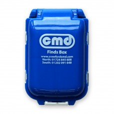 CMD Blue Pocket Finds Box