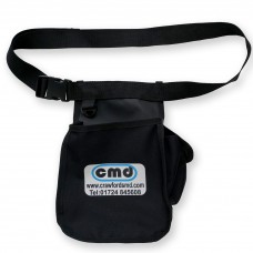 CMD Tool & Finds Pouch in Black