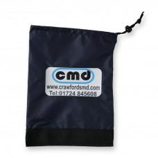 CMD Blue Spade Bag