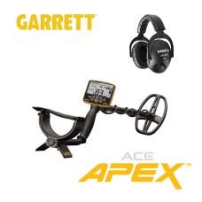 Garrett Apex with MS-3 Headphones