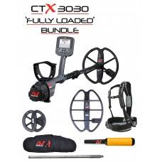 Minelab CTX3030 'Fully Loaded' Bundle