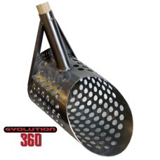 Evolution 360 Stainless Steel Scoop
