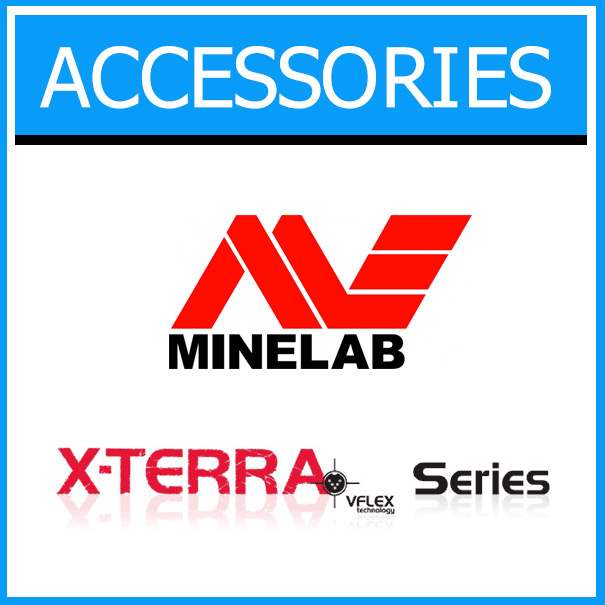 Accessories for Minelab X-Terra