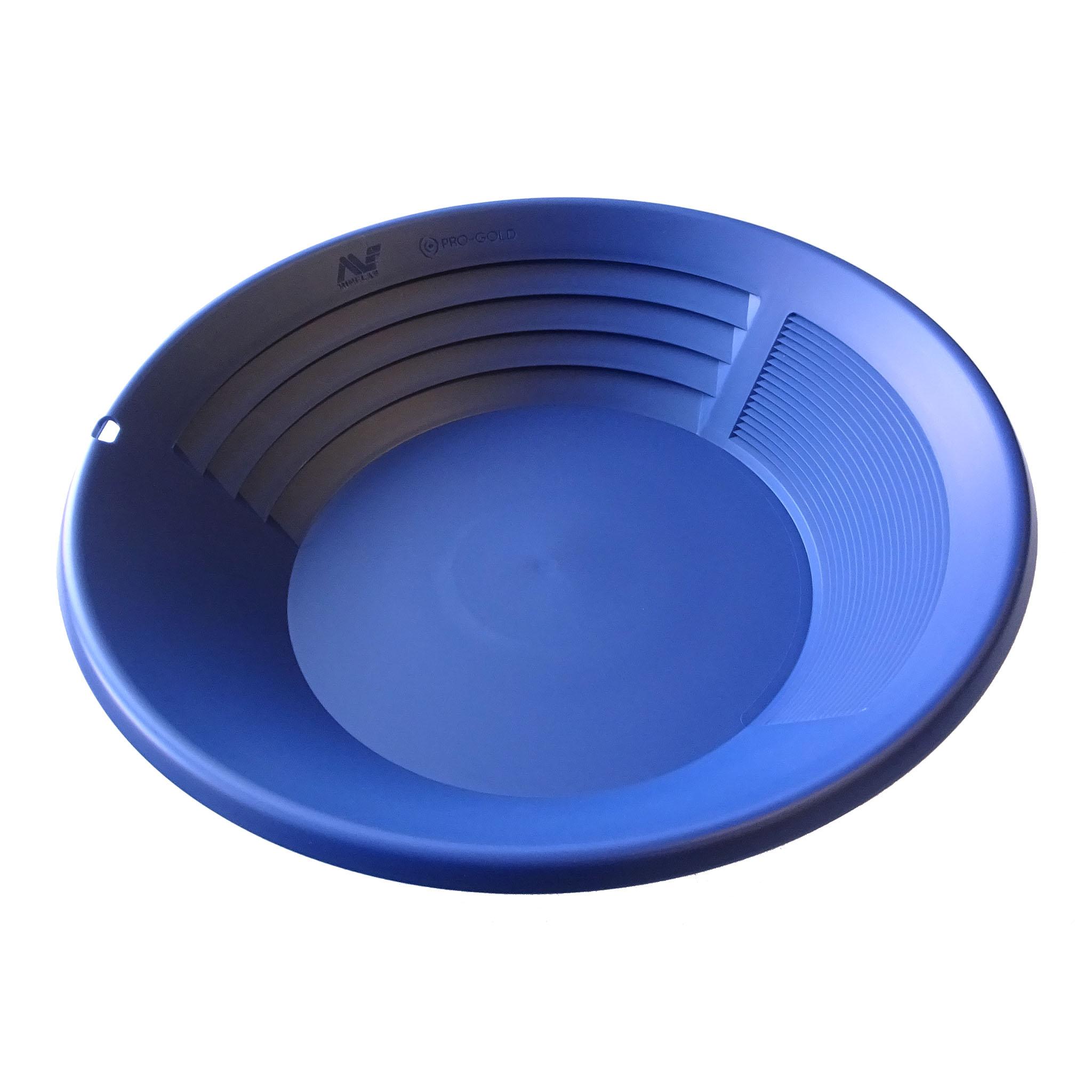 15 inch Dual Riffled Pan