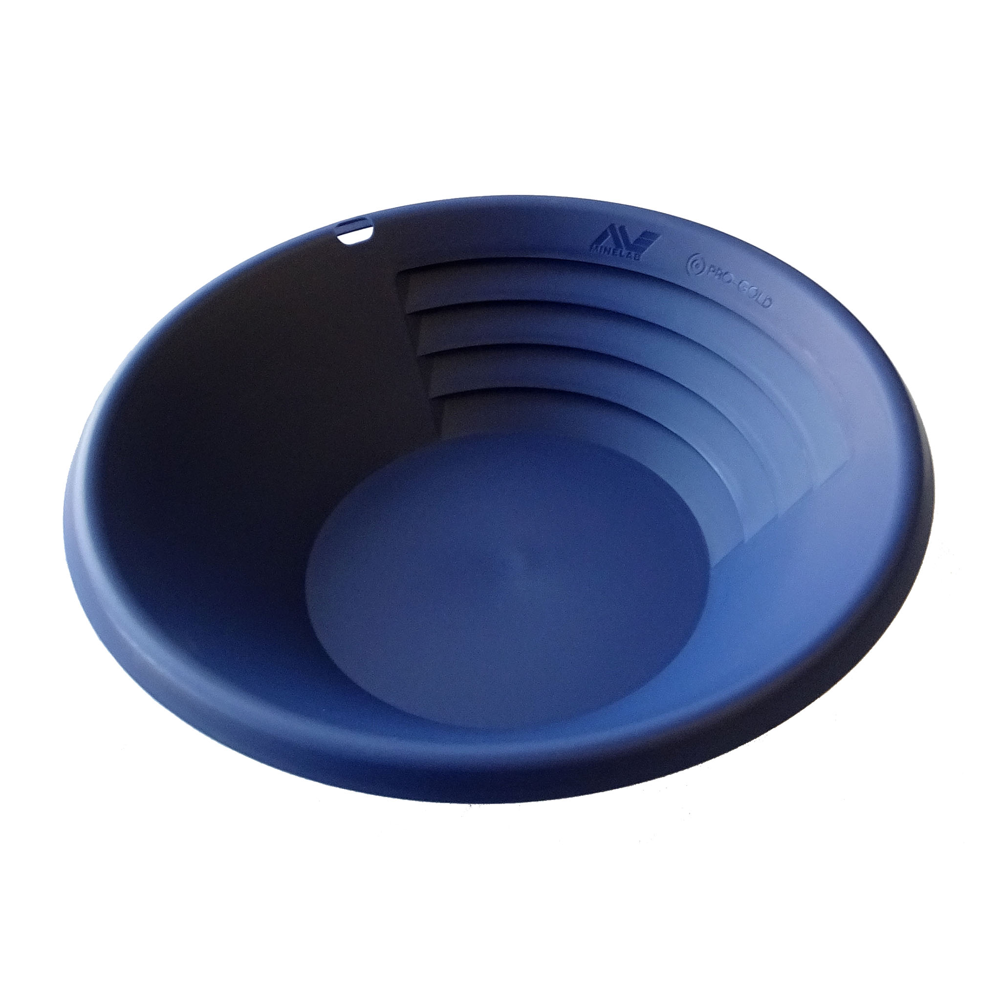 10 inch Dual Riffled Pan